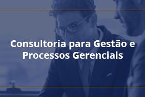 Consultoria para Gestão e Processos Gerais